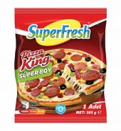SUPERFRESH PİZZA KİNG SÜPER BOY 365 GR