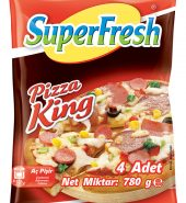 SUPERFRESH PİZZA KİNG 780 GR