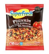 SUPERFRESH SLİM PİZZA 410 GR