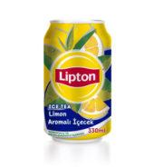 LİPTON ICE TEA KUTU LİMON 330 ML