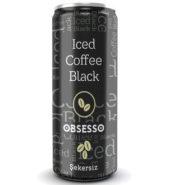 OBSESSO  COFFE BLACK 250 ML