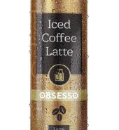 OBSESSO  COFFEE LATTE 250 ML