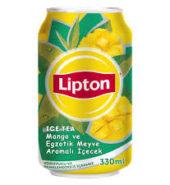 LİPTON ICE TEA KUTU MANGO 330 ML
